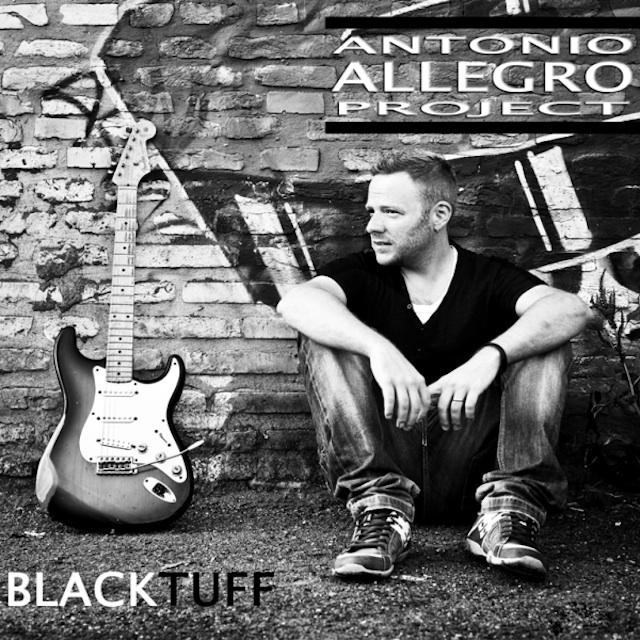Black Tuff_Antonio Allegro_Cover