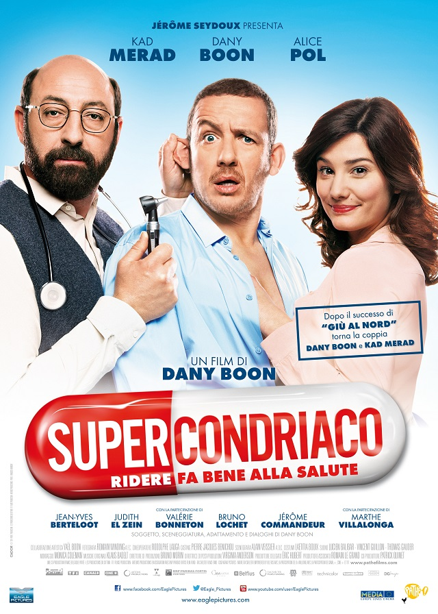 Supercondriaco-poster
