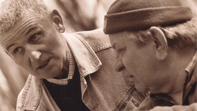 foto Giuseppe Morandi e Gianfranco Azzali