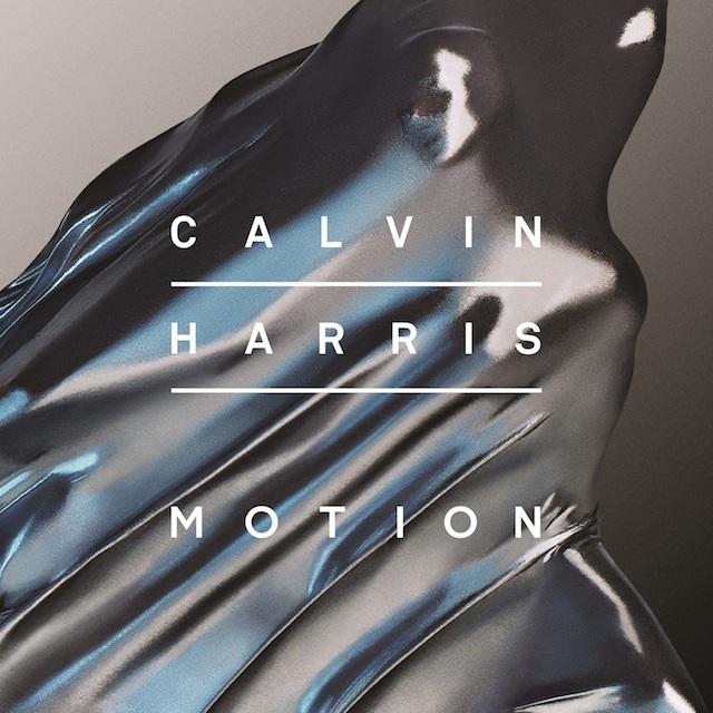 CalvinHarris album Motion