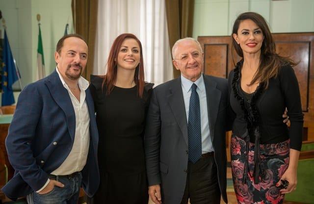 Casagrande, Scarrone, De Luca, Cucinotta