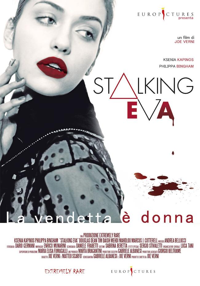Stalking Eva - poster