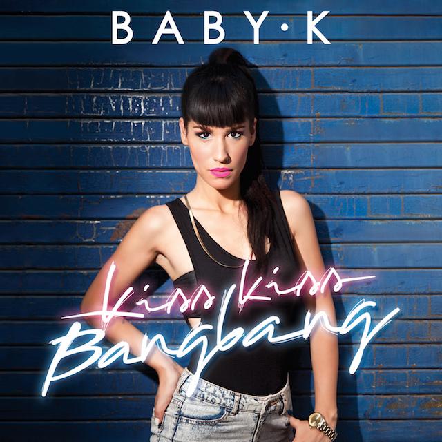 BABY K_Cover Kiss Kiss Bang Bang_A