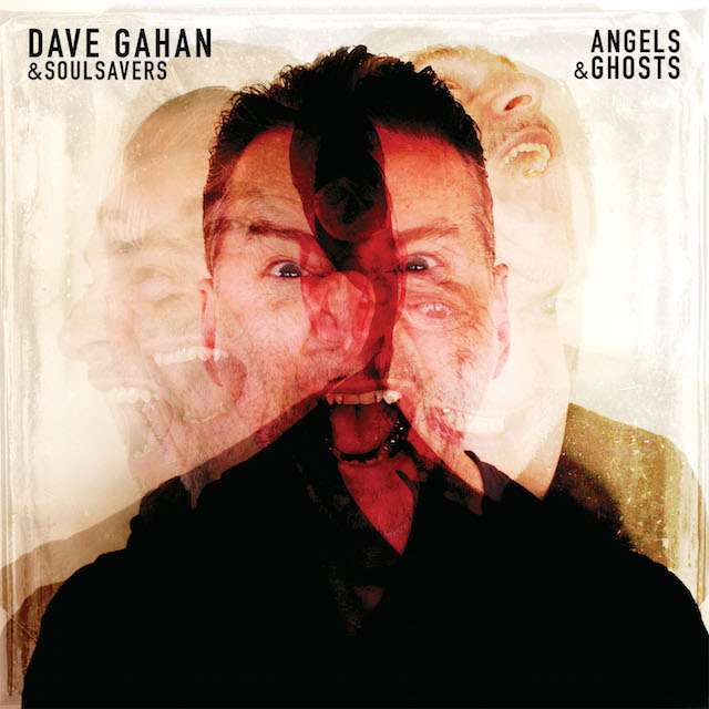 Dave Gahan - Angels & Ghosts album cover layered-86863543