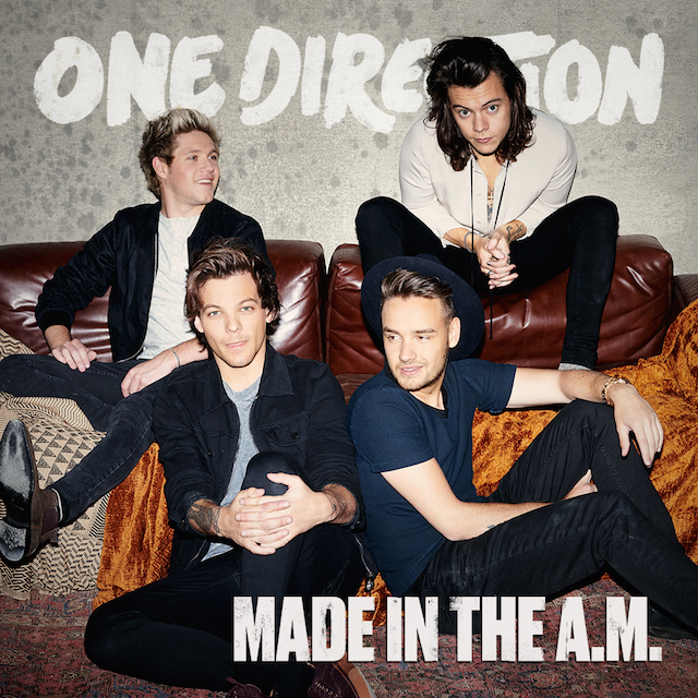 One Direction - Made In The AM Album Artwork