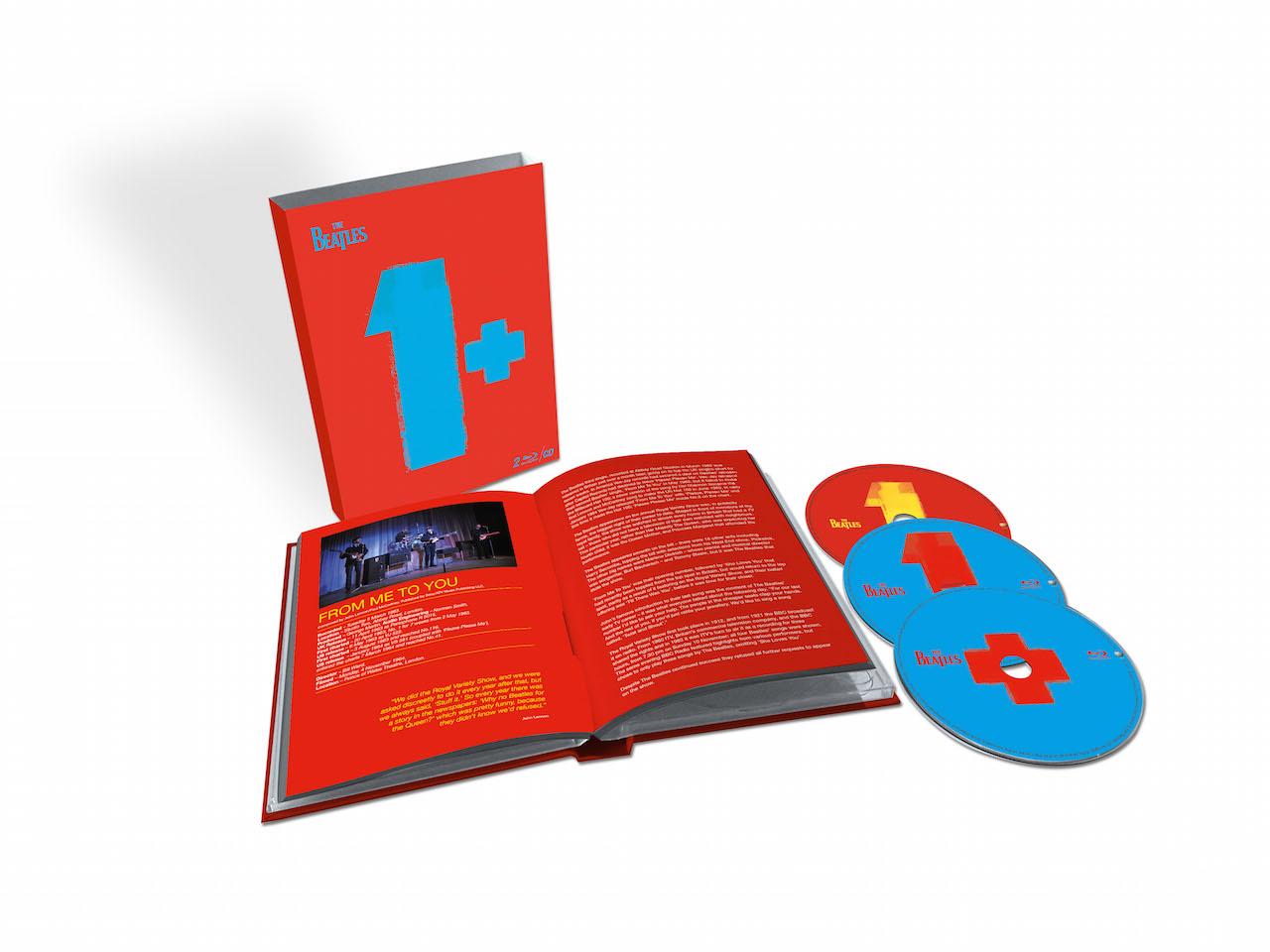 The Beatles 1 - Deluxe BluRay 3D