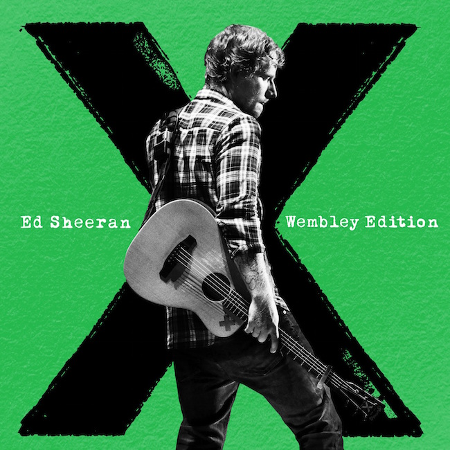 Ed x wembley edition