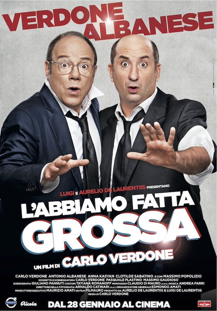 ABBIAMO FATTA GROSSA poster jpg
