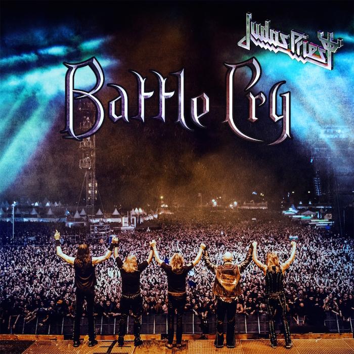 Judas Priest - Battle Cry - CD bassa
