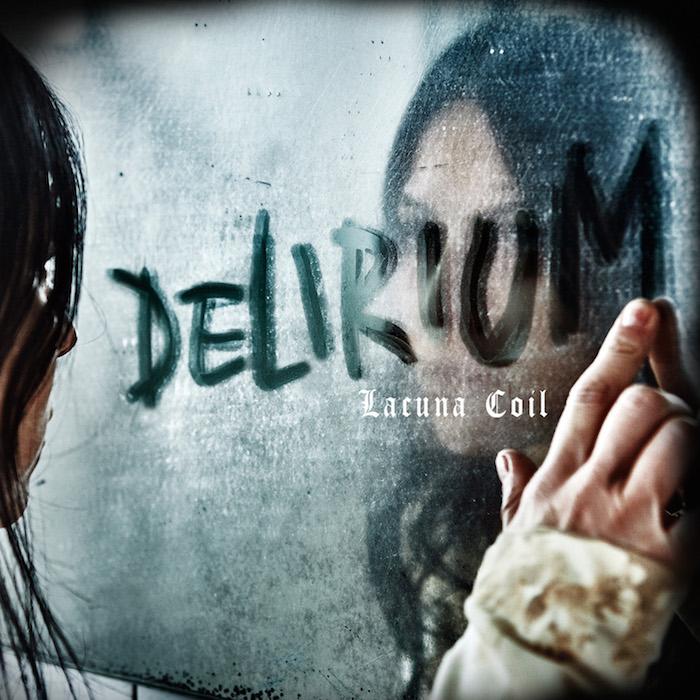 Lacuna Coil cover Delirium