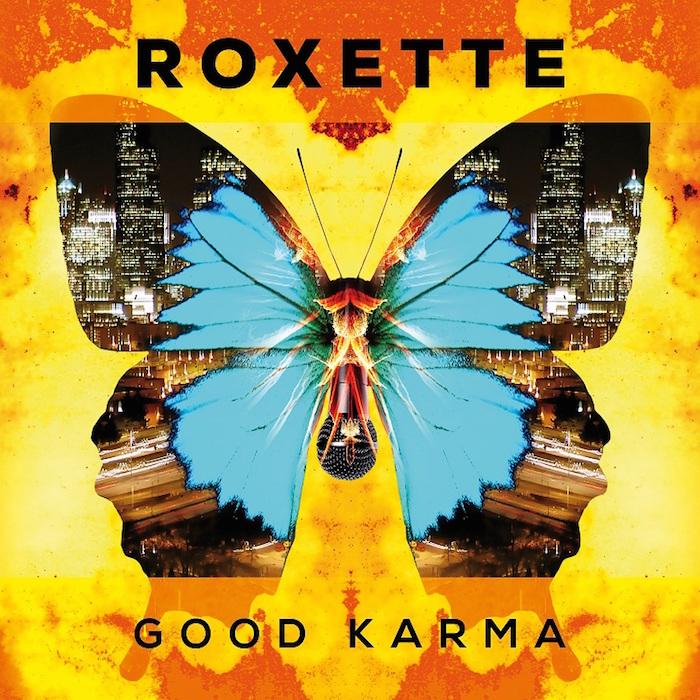 ROXETTE Album cover