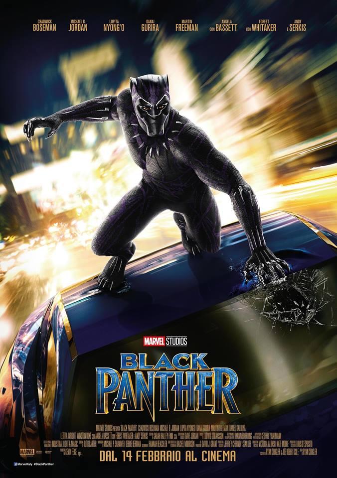 Black Panther My Reviews